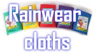 Rainwear cloths
